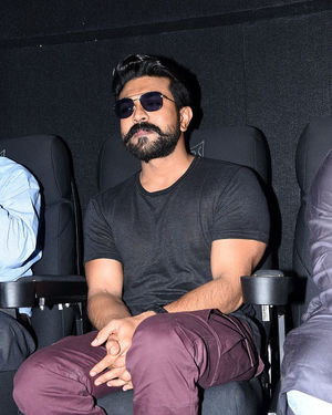 Ram Charan Teja - Sye Raa Narasimha Reddy Movie Trailer Launch Photos | Picture 1683368