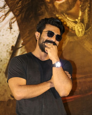 Ram Charan Teja - Sye Raa Narasimha Reddy Movie Trailer Launch Photos | Picture 1683348