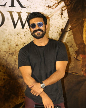 Ram Charan Teja - Sye Raa Narasimha Reddy Movie Trailer Launch Photos | Picture 1683338