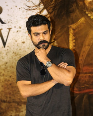 Ram Charan Teja - Sye Raa Narasimha Reddy Movie Trailer Launch Photos | Picture 1683355