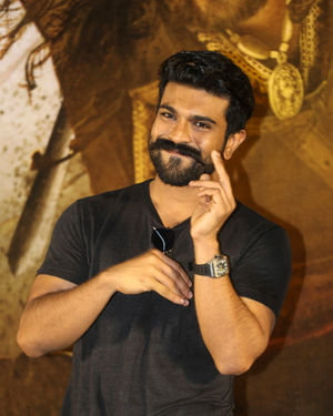 Ram Charan Teja - Sye Raa Narasimha Reddy Movie Trailer Launch Photos | Picture 1683352