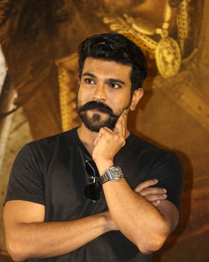 Ram Charan Teja - Sye Raa Narasimha Reddy Movie Trailer Launch Photos | Picture 1683351