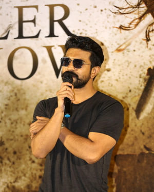 Ram Charan Teja - Sye Raa Narasimha Reddy Movie Trailer Launch Photos | Picture 1683346