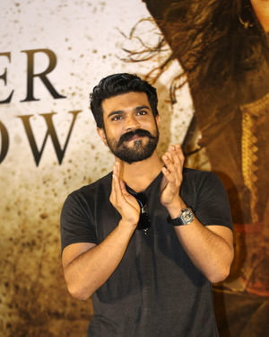 Ram Charan Teja - Sye Raa Narasimha Reddy Movie Trailer Launch Photos | Picture 1683353
