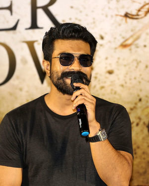 Ram Charan Teja - Sye Raa Narasimha Reddy Movie Trailer Launch Photos | Picture 1683345