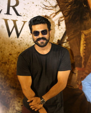 Ram Charan Teja - Sye Raa Narasimha Reddy Movie Trailer Launch Photos | Picture 1683341