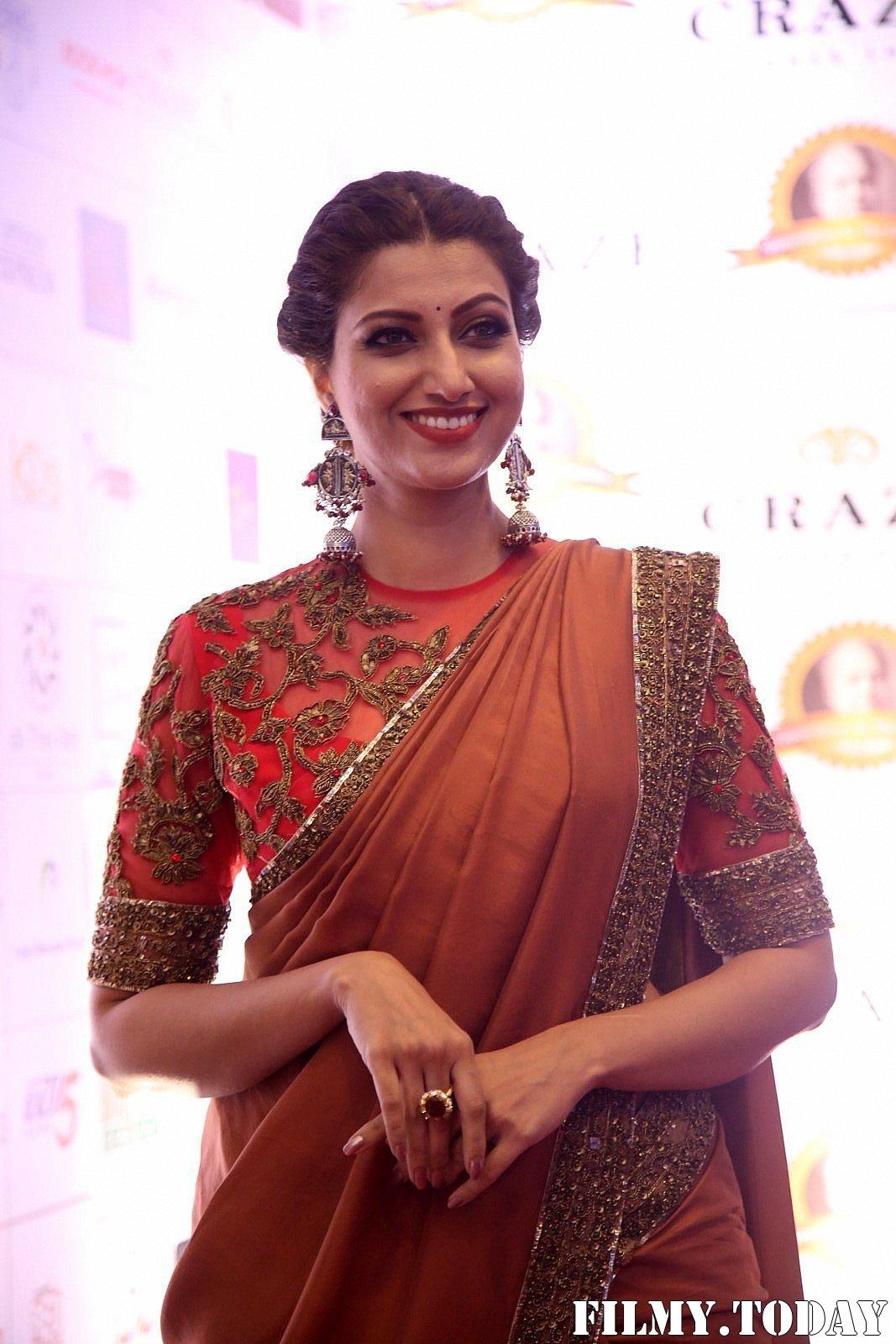 Hamsa Nandini - Dada Saheb Phalke Awards South 2019 Red Carpet Photos | Picture 1684792