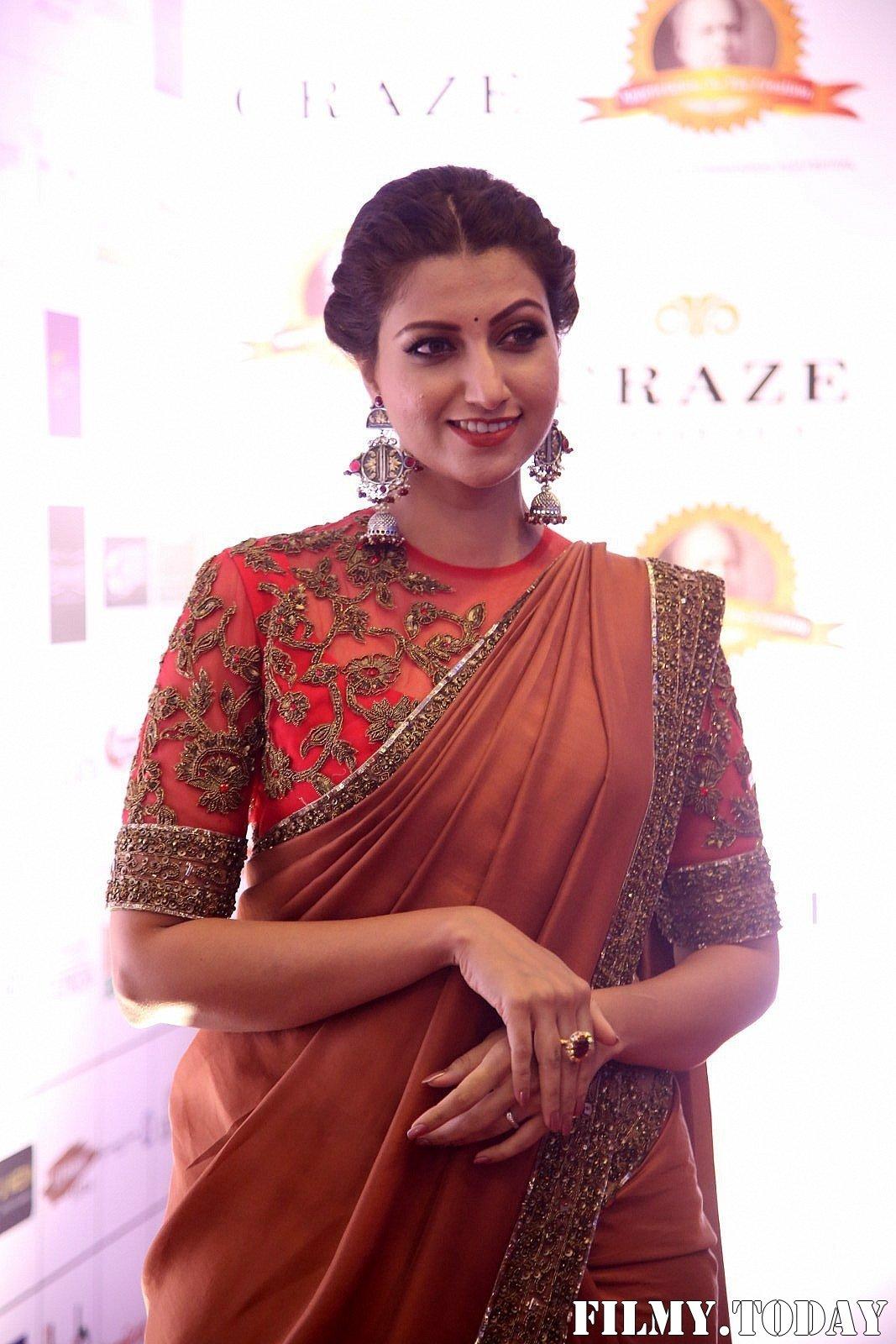 Hamsa Nandini - Dada Saheb Phalke Awards South 2019 Red Carpet Photos | Picture 1684796