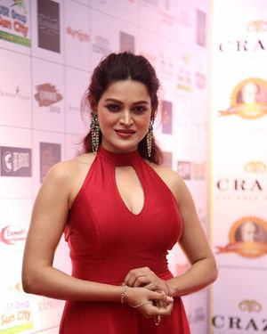 Ketki N Walsee - Dada Saheb Phalke Awards South 2019 Red Carpet Photos