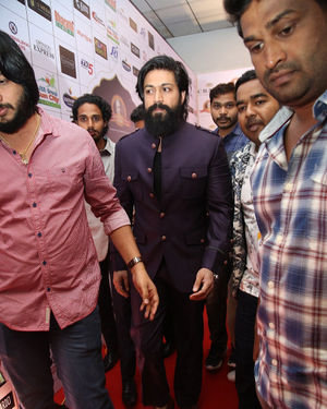Yash - Dada Saheb Phalke Awards South 2019 Red Carpet Photos