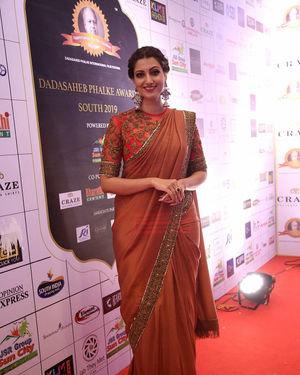 Hamsa Nandini - Dada Saheb Phalke Awards South 2019 Red Carpet Photos | Picture 1684800