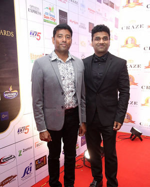 Dada Saheb Phalke Awards South 2019 Red Carpet Photos