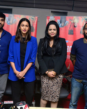 Mad House Web Series Press Meet Photos