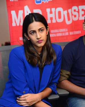 Niharika Konidela - Mad House Web Series Press Meet Photos