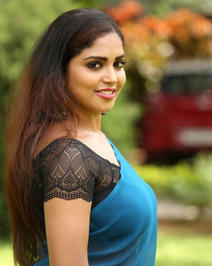 Karunya Chowdary - 3 Monkeys Telugu Film First Look Launch Photos | Picture 1685326