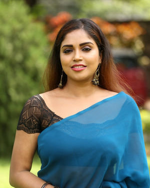 Karunya Chowdary - 3 Monkeys Telugu Film First Look Launch Photos | Picture 1685320