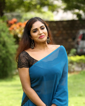 Karunya Chowdary - 3 Monkeys Telugu Film First Look Launch Photos | Picture 1685322