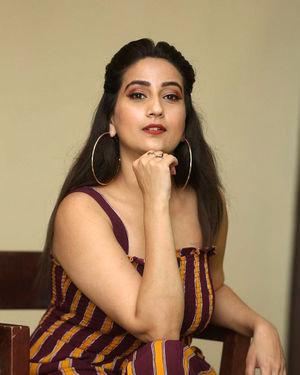 Manjusha - Gaddala Konda Ganesh Movie Success Meet Photos