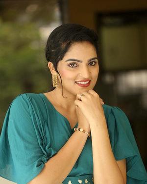 Sukrutha Wagle Photos At Ramachakkani Seetha Movie Interview | Picture 1685722