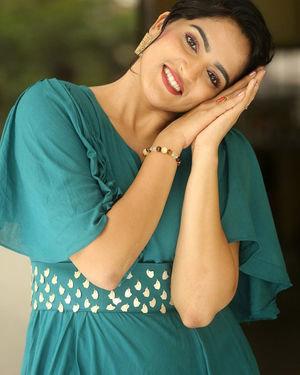 Sukrutha Wagle Photos At Ramachakkani Seetha Movie Interview | Picture 1685724