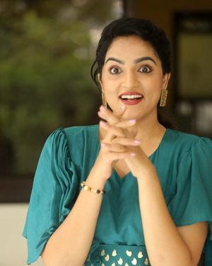 Sukrutha Wagle Photos At Ramachakkani Seetha Movie Interview | Picture 1685725