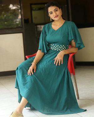 Sukrutha Wagle Photos At Ramachakkani Seetha Movie Interview | Picture 1685730