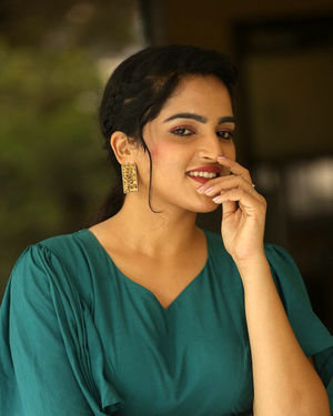 Sukrutha Wagle Photos At Ramachakkani Seetha Movie Interview | Picture 1685719