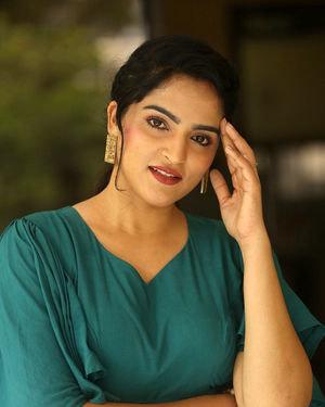 Sukrutha Wagle Photos At Ramachakkani Seetha Movie Interview | Picture 1685718