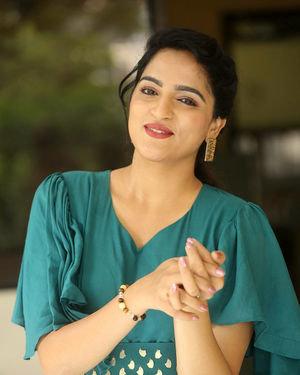 Sukrutha Wagle Photos At Ramachakkani Seetha Movie Interview | Picture 1685727