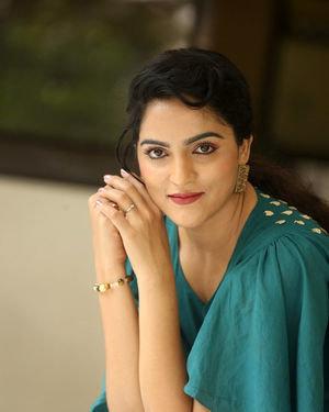 Sukrutha Wagle Photos At Ramachakkani Seetha Movie Interview | Picture 1685732