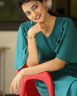 Sukrutha Wagle Photos At Ramachakkani Seetha Movie Interview | Picture 1685738