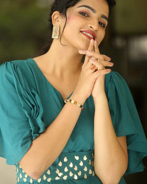 Sukrutha Wagle Photos At Ramachakkani Seetha Movie Interview | Picture 1685729