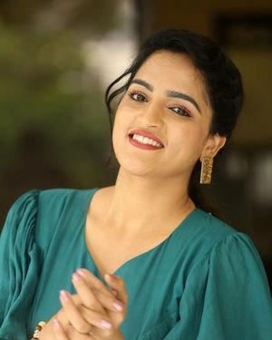 Sukrutha Wagle Photos At Ramachakkani Seetha Movie Interview | Picture 1685726