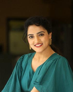 Sukrutha Wagle Photos At Ramachakkani Seetha Movie Interview | Picture 1685736