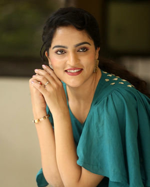 Sukrutha Wagle Photos At Ramachakkani Seetha Movie Interview | Picture 1685731