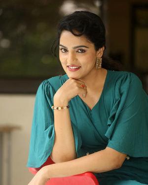 Sukrutha Wagle Photos At Ramachakkani Seetha Movie Interview | Picture 1685737