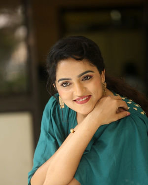 Sukrutha Wagle Photos At Ramachakkani Seetha Movie Interview | Picture 1685734