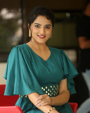 Sukrutha Wagle Photos At Ramachakkani Seetha Movie Interview | Picture 1685740