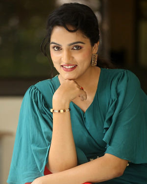 Sukrutha Wagle Photos At Ramachakkani Seetha Movie Interview | Picture 1685739