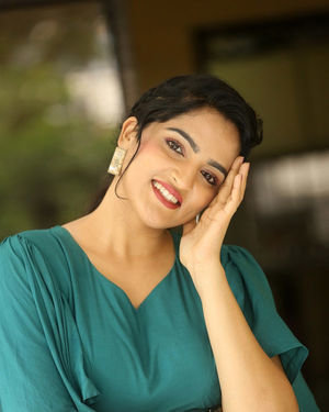 Sukrutha Wagle Photos At Ramachakkani Seetha Movie Interview | Picture 1685720