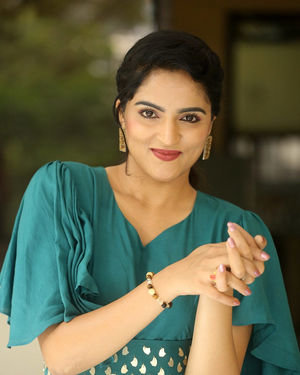 Sukrutha Wagle Photos At Ramachakkani Seetha Movie Interview | Picture 1685728