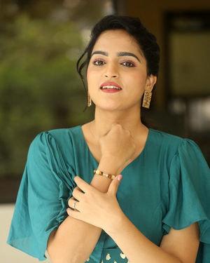 Sukrutha Wagle Photos At Ramachakkani Seetha Movie Interview | Picture 1685723