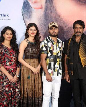 Malli Malli Chusa Movie Trailer Launch Photos