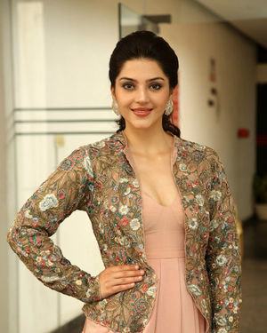 Mehreen Kaur Photos At Chanakya Interview