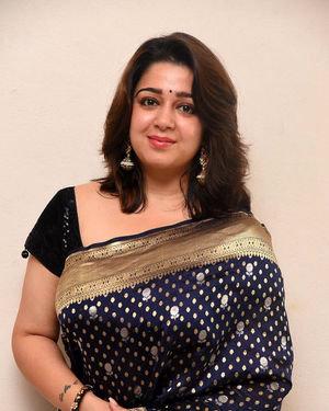 Charmy Kaur - Director Puri Jagannadh Birthday Press Meet Photos