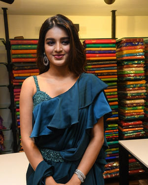 Nidhhi Agerwal - Inauguration Of KLM Mall At Secunderabad Photos