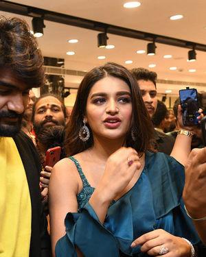 Nidhhi Agerwal - Inauguration Of KLM Mall At Secunderabad Photos