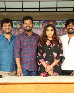 3 Monkeys Telugu Movie Press Meet Photos