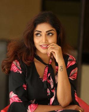 Karunya Chowdary - 3 Monkeys Telugu Movie Press Meet Photos | Picture 1718062