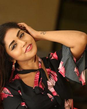 Karunya Chowdary - 3 Monkeys Telugu Movie Press Meet Photos | Picture 1718074